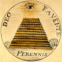 Barton's reverse of Great Seal