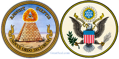 U.S. Department of State realizations of the Great Seal