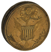 First Great Seal die, 1782