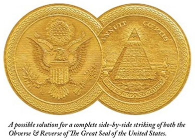 Sightings of Great Seal Imagery